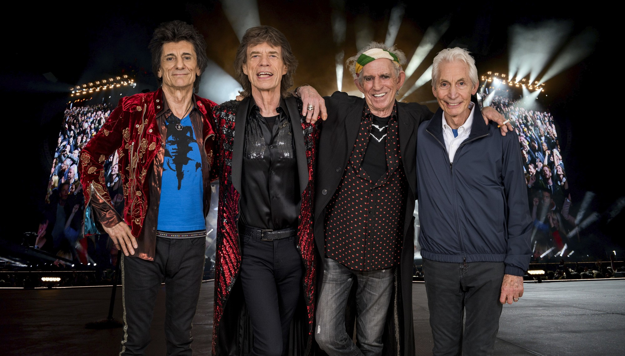 The Rolling Stones Infos Tickets
